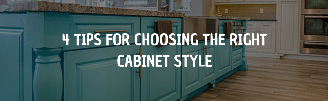 Tips for Choosing the Right Cabinet